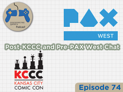 gaming podcast, disconnected gamers, thedgcast, pax west, gaming conventions, cosplay convention,